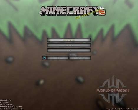 KayneCraft [32x][1.7.2] pour Minecraft