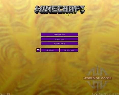 Duff Pack [16х][1.8.1] pour Minecraft
