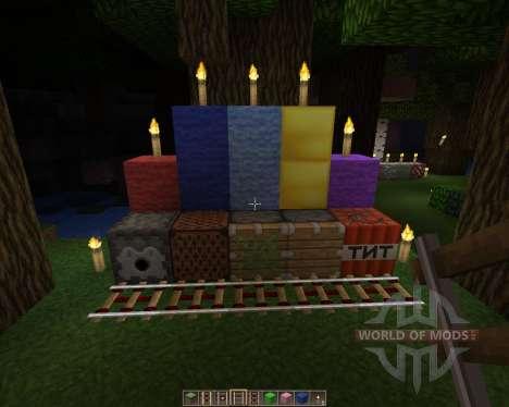 Lithos [32x][1.7.2] für Minecraft