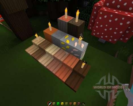 Tyzas SimplySharp [h][1.8.1] für Minecraft