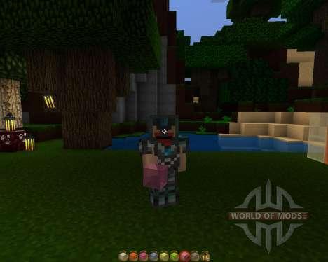 CSB craft [16x][1.7.2] für Minecraft