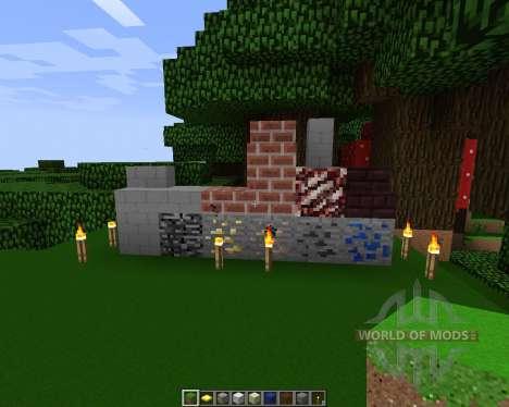 Panda Craft [64x][1.7.2 ] pour Minecraft