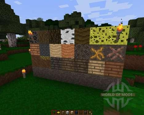 TE [16x][1.7.2] pour Minecraft