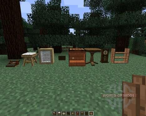 BiblioCraft [1.7.2] pour Minecraft