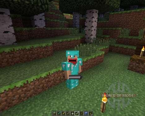 CraftedNinja [16x][1.7.2] für Minecraft