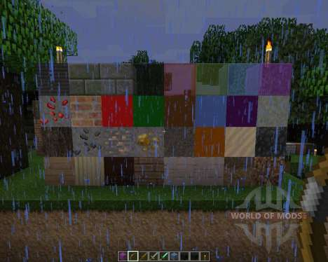 LunaCraft Photo-Realism [32x][1.8.1] pour Minecraft