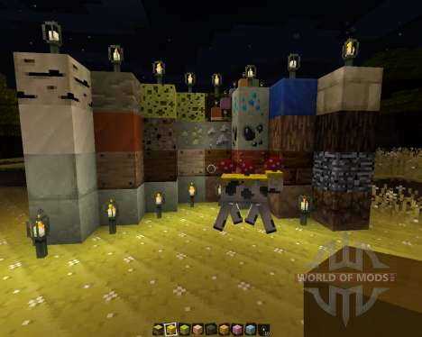 Sunny Jolicraft [16x][1.7.2] pour Minecraft