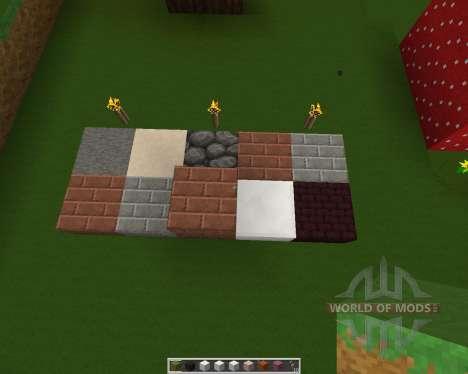 Pow Craft [32x][1.7.2] für Minecraft
