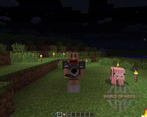 Special Armor [1.6.2] für Minecraft