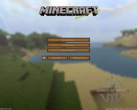 Persistence [128x][1.8.1] für Minecraft