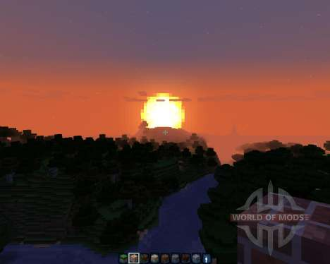 Misoya resourcepack [16х][1.8.1] für Minecraft