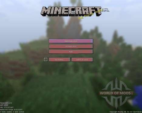 Initium [Discontinued] [16x][1.7.2] für Minecraft