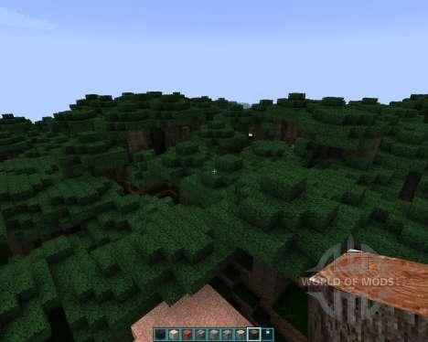 Die Suiters [16х][1.8.1] für Minecraft