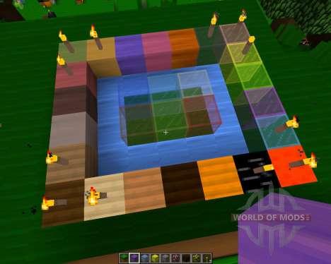 BlazeMc Texture Pack [8x][1.7.2] pour Minecraft