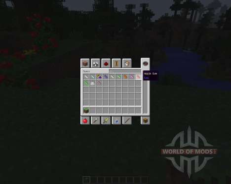 Chewing Gum [1.7.2] pour Minecraft