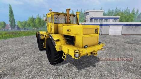 K-700a variateur électronique Kirovets v2.0 pour Farming Simulator 2015