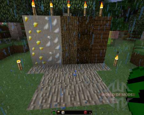The M-Pack [32x][1.7.2] pour Minecraft