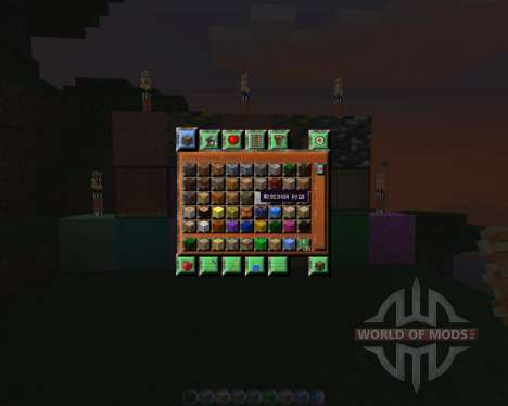 Intermacgod Realistic [32x][1.8.1] pour Minecraft