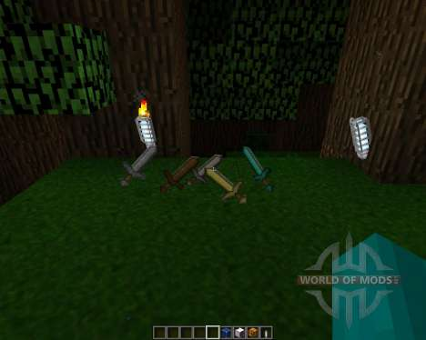 Moderne Artisanat [64х][1.8.1] pour Minecraft