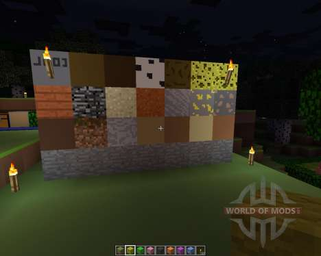 The Swag pack [1.7.2] [16x] pour Minecraft