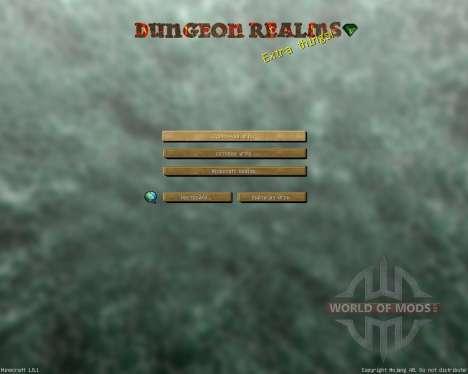 DungeonRealms [64x][1.8.1] pour Minecraft