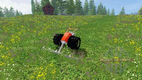 Bucher M300 v0.8 für Farming Simulator 2015