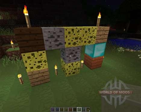 R9G [32x][1.7.2] für Minecraft