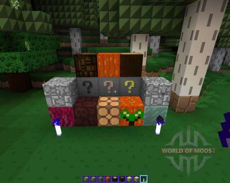 Linksus NES Pack [16х][1.8.1] für Minecraft