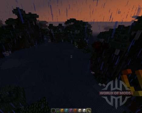 Glori in Darkness [16x][1.7.2] für Minecraft