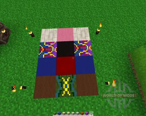 Authentic Chinese RPG Pack [16x][1.7.2] pour Minecraft