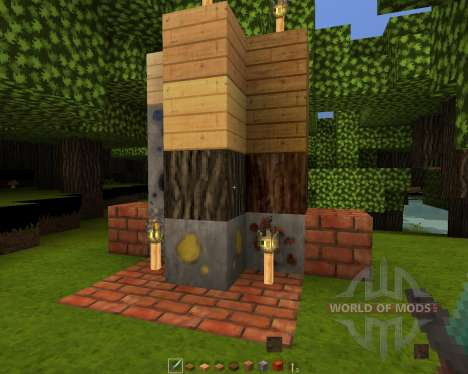 Willpack [32x][1.7.2] pour Minecraft