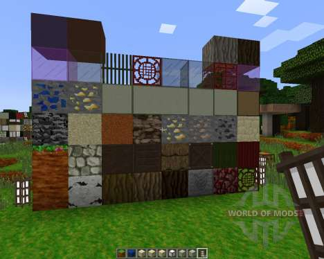 RikudouCrafts Japanese Themed [32x][1.7.2] pour Minecraft