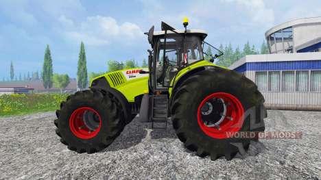 CLAAS Axion 850 v4.0 für Farming Simulator 2015