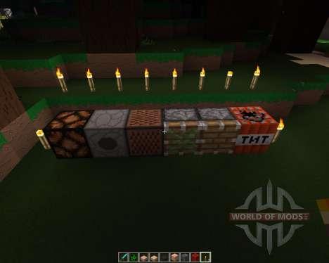 Unique Pack [32x][1.7.2] für Minecraft