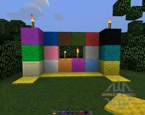 Axiom [16х][1.8.1] für Minecraft