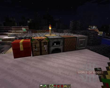 Christmas Pack [16x][1.7.2] für Minecraft