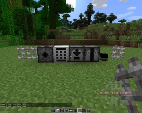 SecurityCraft [1.6.2] für Minecraft