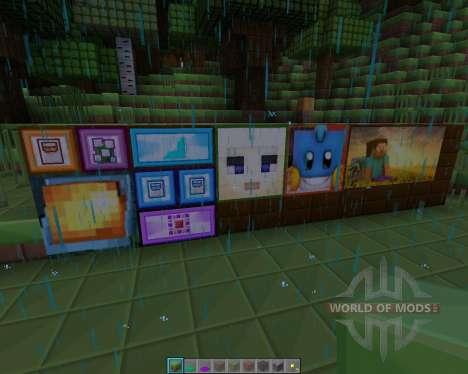 BlokuHD [64x][1.7.2] für Minecraft