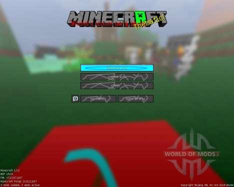 The mitchell mega pack [16x][1.7.2] für Minecraft