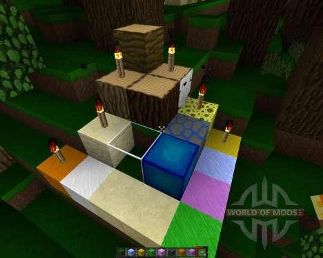 SporkPack [64x][1.7.2] für Minecraft