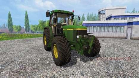 John Deere 6800 FL dirt pour Farming Simulator 2015