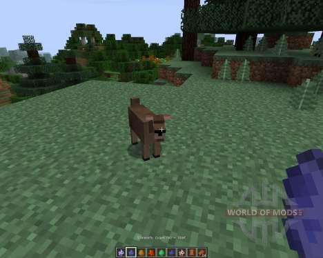 Mo Creatures [1.7.2] für Minecraft