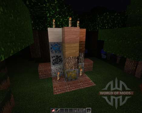 Artecraft Ressource Pack [64х][1.8.1] für Minecraft