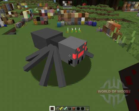 Sorogons Ressource Pack [16х][1.8.1] für Minecraft