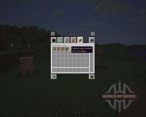 Vanilla Plus [1.6.2] für Minecraft