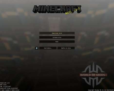 Graphical Overload [16x][1.7.2] für Minecraft