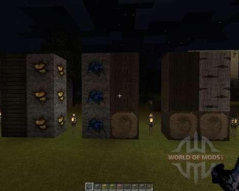 CubCon Texturen [64х][1.8.1] für Minecraft