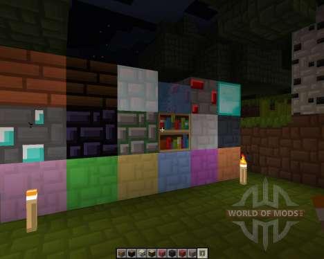 Crunchie Halloween [64x][1.7.2] für Minecraft