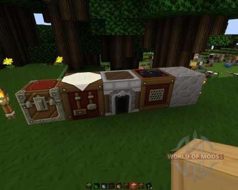 Sphax BD [64x][1.7.2] pour Minecraft