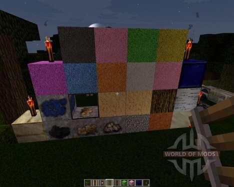 Jamesbaseball [128x][1.7.2] pour Minecraft